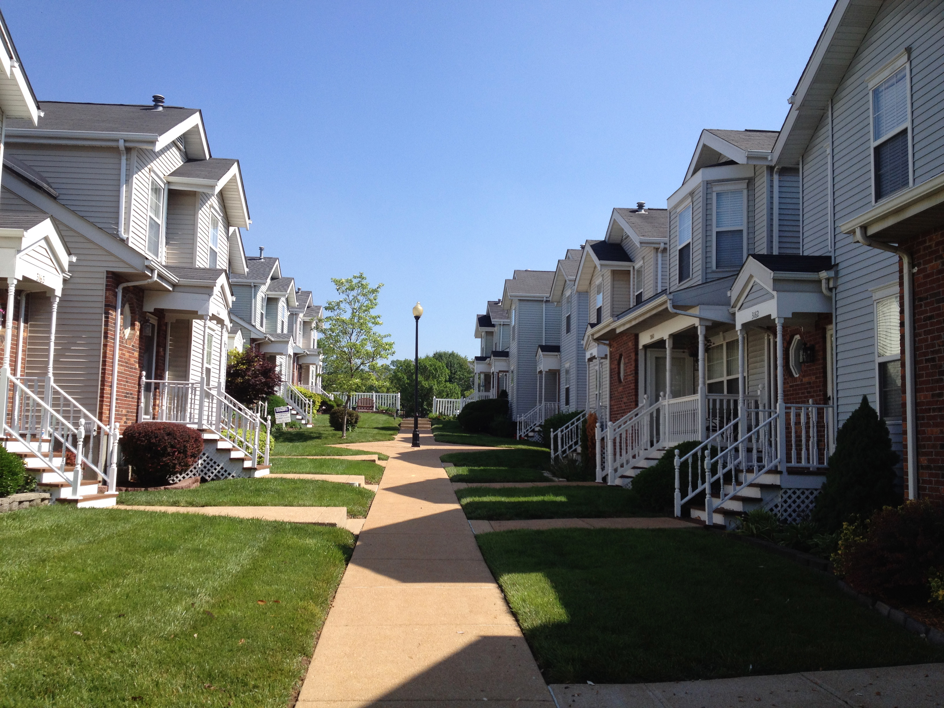 Linden Heights Town Homes